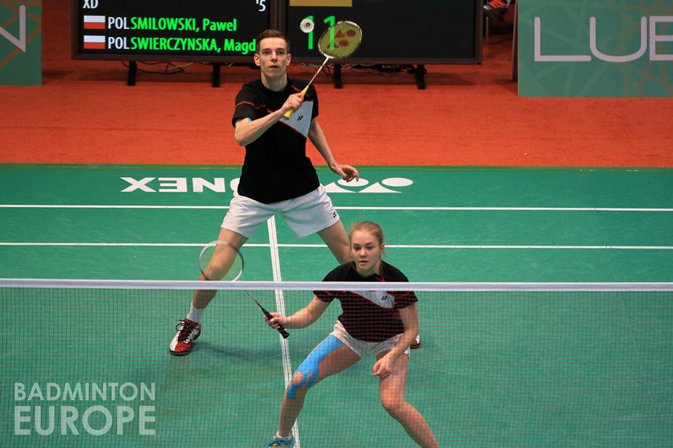 BEC - Championships - European U17 Championships Badminton Europe